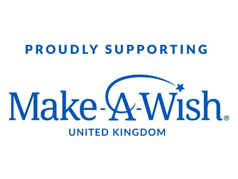 Ultra supporting Make-a-Wish Foundation UK